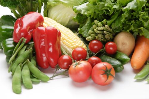 美肌と夏野菜